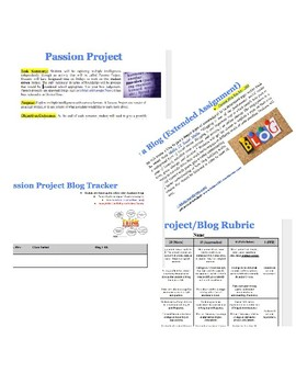 Passion Project Fridays