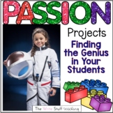 Passion Projects: Finding the Genius in Your Students {Gra