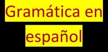 Passive Voice Combo Pack- Spanish Grammar Practice