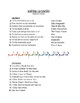 Spanish Passive Voice Song Titles