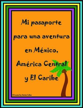 Passport Booklet #1