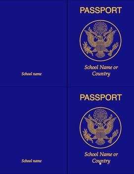 Passport MS Word