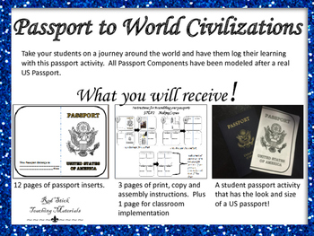 Passport to World Civilizations