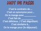 Password Game in French: Sports & Activities