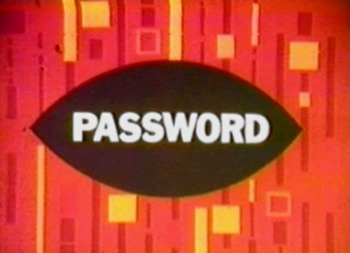 Password Review Game (20th Century US History)