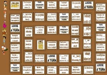 Past Perfect Flinstones Interactive Board Game
