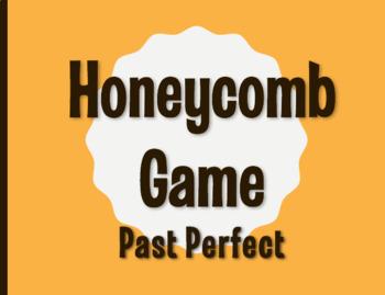 Spanish Past Perfect Honeycomb Partner Game