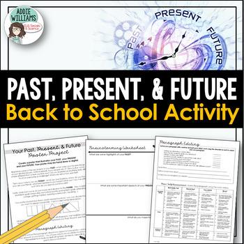Back to School Activities - Past, Present & Future