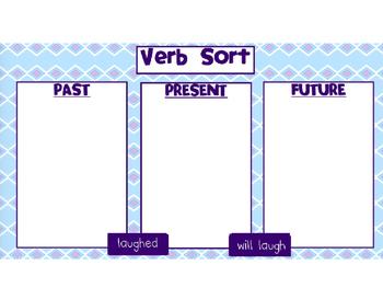 Past, Present, Future Sort