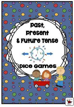 Past, Present and Future Tense Verbs (Regular Irregular) D