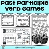 Past Tense Verb Grammar Games - Past Participle