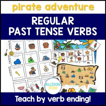 Regular Past Tense Verbs