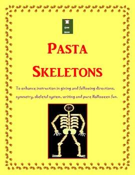 Pasta Skeletons