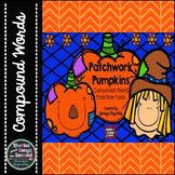 Compound Word Patchwork Pumpkin Practice Pack