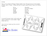 Pathogens and Disease Vocabulary Puzzle