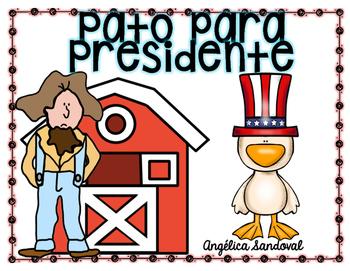 Pato para presidente