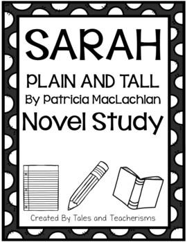 Patricia MacLachlan: Sarah, Plain and Tall and Arthur for