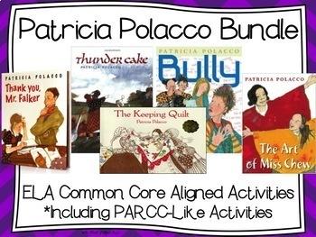 Patricia Polacco BUNDLE