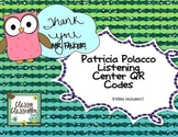 Patricia Polacco  Listening Center QR Codes