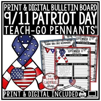 Patriot Day Activity • September 11 Activity • 9/11- Septe