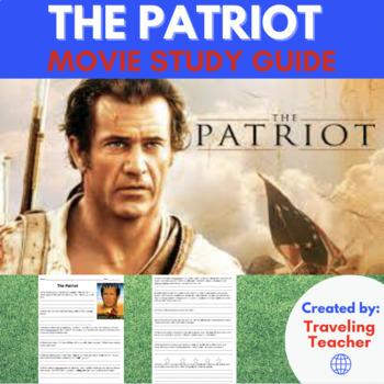 Patriot Movie Study Guide