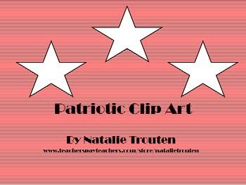Patriotic Clip Art