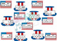 Fourth of July Fly Swatter Rhythm Game