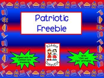 Patriotic Freebie