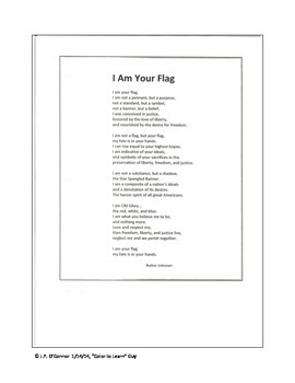 Patriotic Poems and Songs