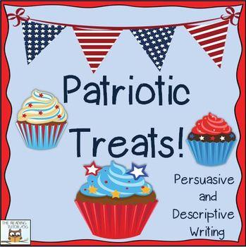 Patriotic Writing