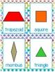 Pattern Block Posters