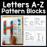 Alphabet Activities and Letter Recognition with Pattern Bl