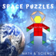 Pattern Blocks Space Puzzles