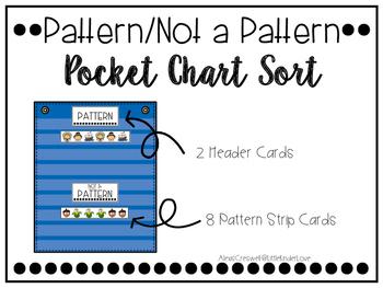 Pattern/Not a Pattern Sort