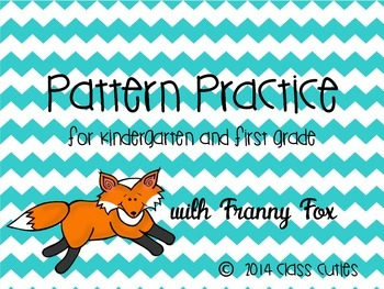 Pattern Practice with Franny the Fox