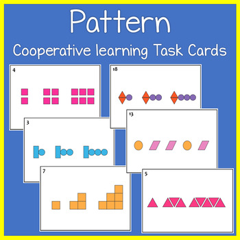 Pattern Task Cards