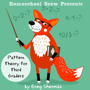 Pattern Theory for Third Graders