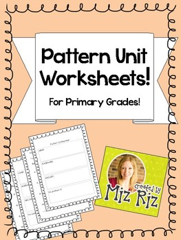 Pattern Unit for Primary Math