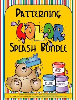 Patterning: Color Splash BUNDLE