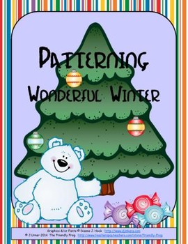 Patterning: Wonderful Winter
