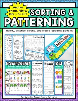 Patterning: identifying, describing, extending, & creating