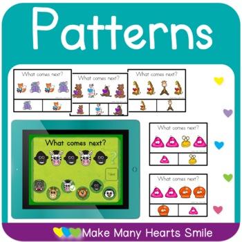 Big Bundle of Worksheets to Practice Patterns