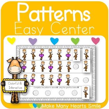 Giraffes Patterns