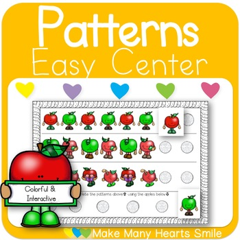 Patterns with Apples