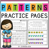 Patterns Math Worksheets and Sequence Center