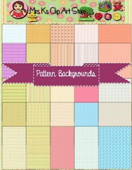 Pattern Backgrounds