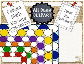 Patterns Math Borders