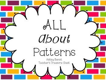 Pattern Math Centers