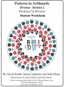 Division: Booklet 2 Breaking Up Division - Student Workbook