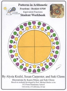 Fractions:  Booklet 4 Equivalent Fractions Student Workbook